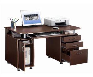 Srorage Techni Mobili computer desk