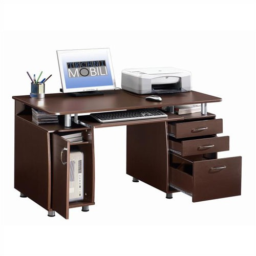 Srorage Techni Mobili computer desk