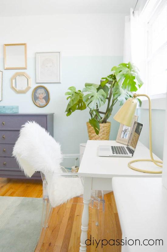 Texture office design