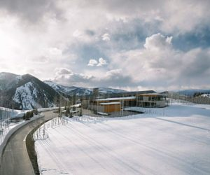 The Wildcat Ridge Residence in Aspen, Colorado