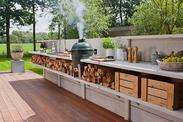 The Innovative Wwoo Outdoor Kitchen