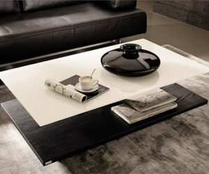 Modern adjustable CT 110 coffee table
