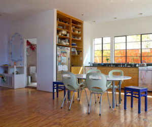 Modern and colorful Hope Alexander interior design in Venice, CA