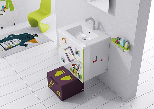 Playful Kids Bath from Sonia