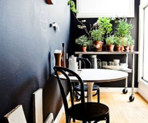 4 Tips on How To Use Black Walls Inside Your Home
