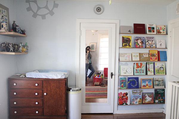 Bookshelves Wall Mount