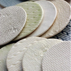 Beautiful Knitware Coasters Pictures