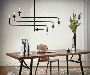 Atelier Chandelier by Sonneman