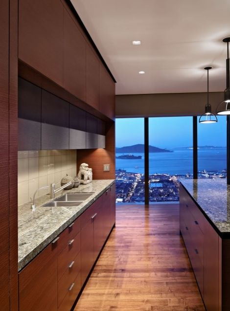 view kitchen designs 5 amazing kitchens with stunning views 3148
