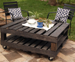 Superieur ... Top 11 Ways Of Turning Pallets Into Furniture For Outdoor