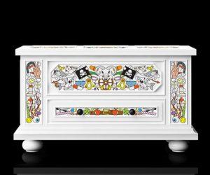 Altdeutsche Möbel Furniture Collection by Studio Job