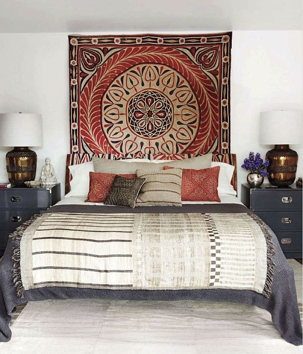 bedroom tapestry.  10 Tapestries For Around Your Home