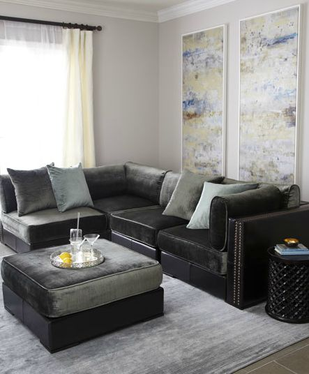 Charming The Classical Doyle Sectional Sofa Awesome Design