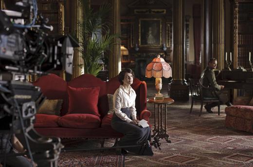 Downton Abbey Residence