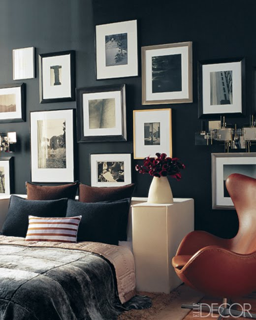Black Wall Decor 4 tips on how to use black walls inside your home