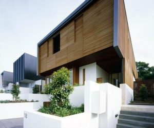 The Richard Kirk Architect Residence Project
