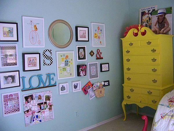 Stylish Pink Girl S Room Interior Design