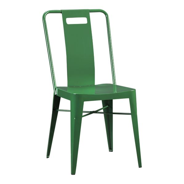Green Chairs ming green side chair