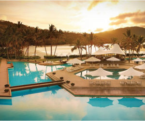 The Luxurious Hayman Resort in Australia