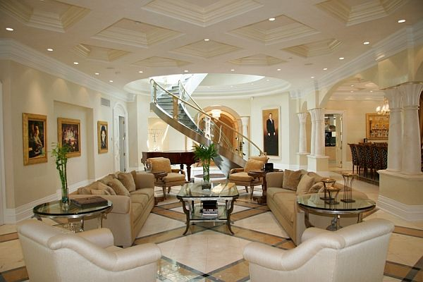 Architectural penthouse in ontario canada for Room decor canada