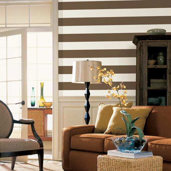 Little Room White Stripes