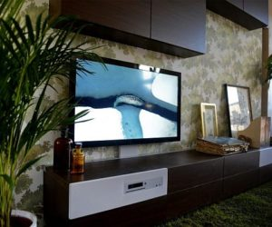 IKEA's All-in-One Entertainment Systems