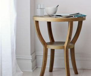 ... Tips And Decorating Ideas · Silhouette Nightstand