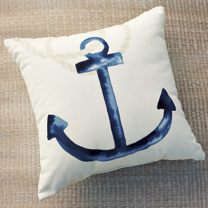Delightful Outdoor Anchor Pillow Great Ideas