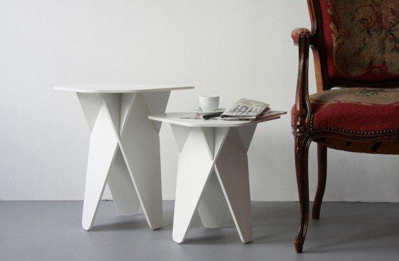 Incroyable The Innovative Wedge Side Table By Andreas Kowalewski