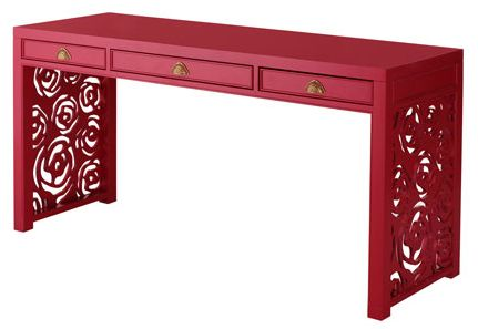 View In Gallery. The Janette Console Table ...