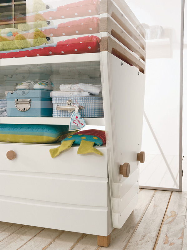 10 Charming Changing Table Hacks · View In Gallery