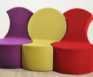 Puzzle adaptable furniture from K-NAP