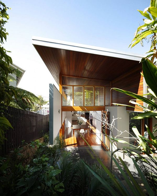 Small Modern House In Australia: Beautiful,Small And Cozy Mountford Road House