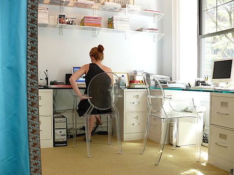 ghost office chair. view in gallery ghost office chair s