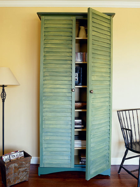 8 Creative Ways To Use Old Shutters