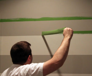 How To Paint Wall Stripes – Tips You Need To Know