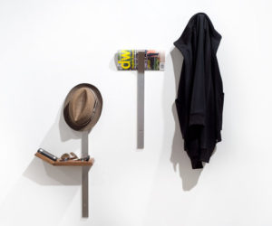 Multifunctional Palm Coat Rack