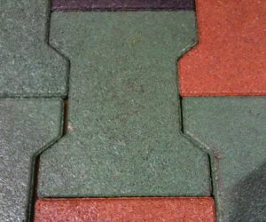 I-Block Pavers for Outdoors