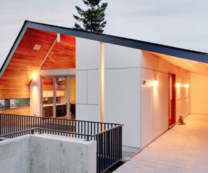The Queen Anne Mid-Modern Residence by Coop15