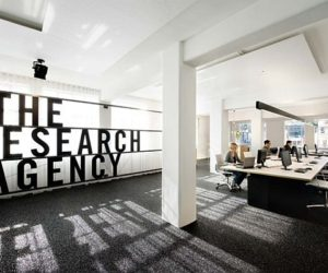 Simple and Contemporary Research Agency Office in New Zealand