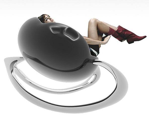 Fabulous The Futuristic Bangulella Rocking Chair Forskolin Free Trial Chair Design Images Forskolin Free Trialorg
