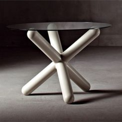 Round Toy Polyethylene Coffee Table