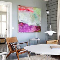 Scandinavian Interior Style 35 light and stylish scandinavian living room designs