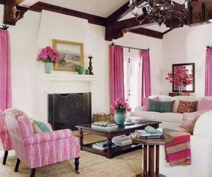 Los Angeles-based interior designer Schuyler Samperton work