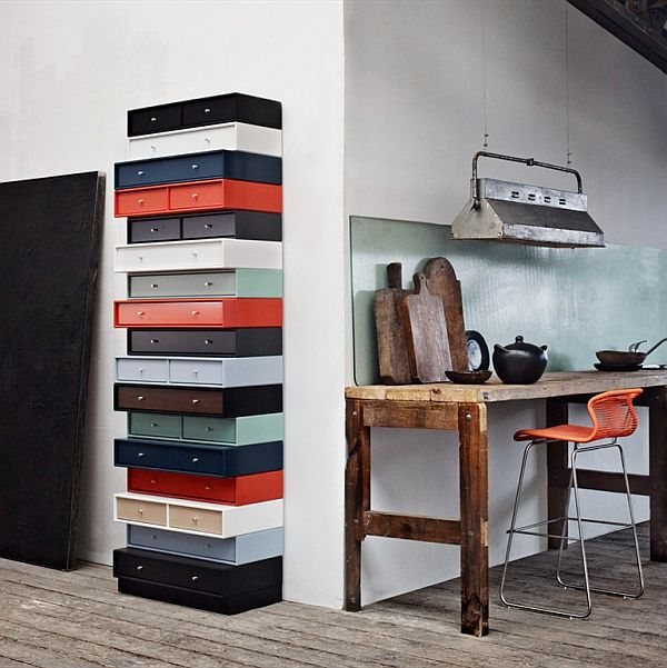 The Montana Modular Storage Unit