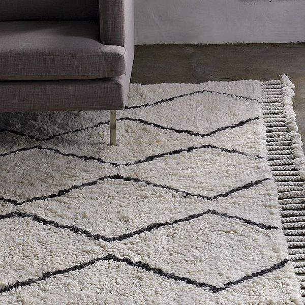 The Soft And Elegant Souk Rug