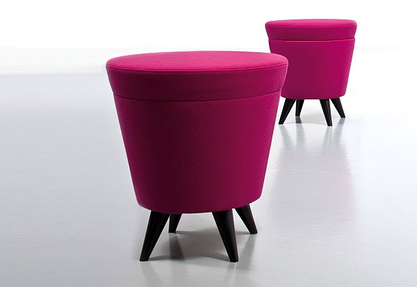 The multifunctional Insider stool by Sieger Design : stool with storage from www.homedit.com size 600 x 413 jpeg 17kB
