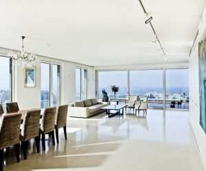 ... Modern Apartment In Tel Aviv With A Beautiful Panoramic View