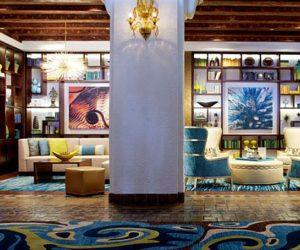 Vinoy Renaissance St. Petersburg Resort & Golf Club Turquoise Interior Design