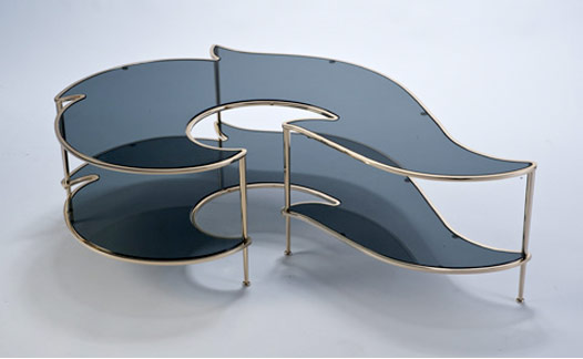 When fashion meets furniture design the versace 3d collection for Furniture 3d design